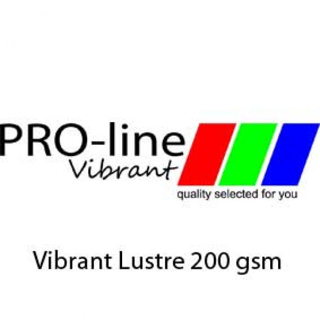 VL.R200L Vibrant Lustre 200 gsm