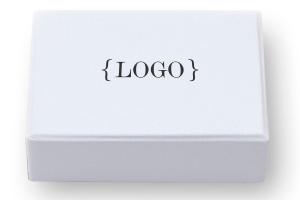 Λευκό Κουτί για USB με Εκτύπωση